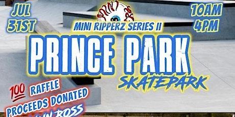 Mini Ripperz tickets