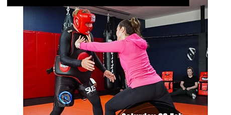Women's Self Defence Seminar - LEVEL TWO!!! tickets