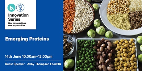 Emerging Proteins tickets