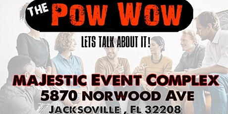 The Pow Wow: Let's Talk About It tickets