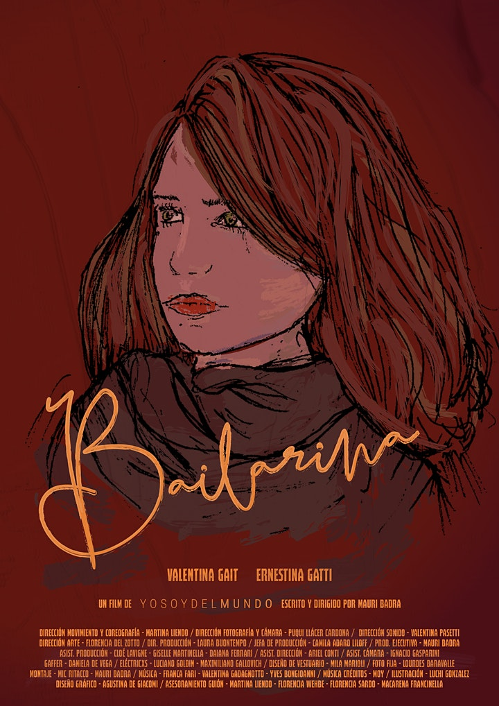 Bailarina - Estreno GRATIS / FREE Screening Premiere image