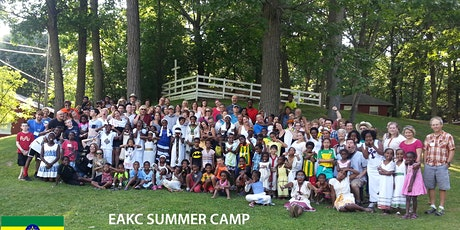 EAKC Summer Day Camp 2021 tickets