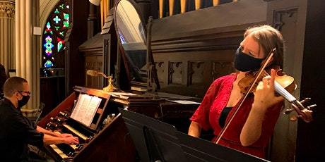 Live Historic Erben Pipe Organ Concerts for Make Music Day 2021 tickets