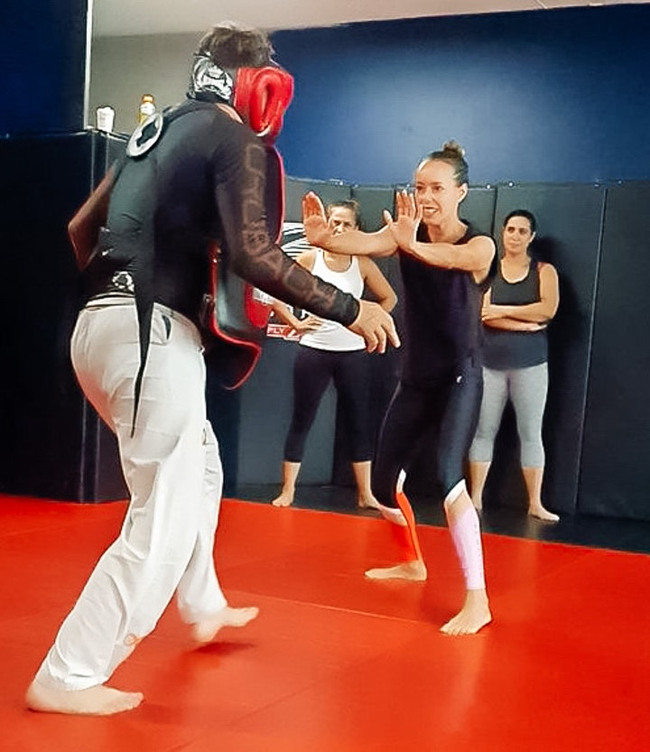 Women's Self Defence Seminar - LEVEL TWO!!! image