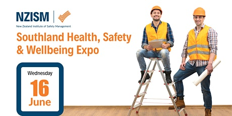 Southland Health, Safety & Wellbeing Expo 2021 tickets