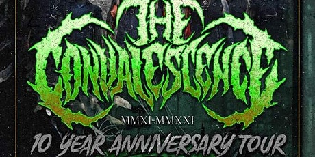 The Convalescence , Filth , Casket Robbery ,Blood of Angels tickets