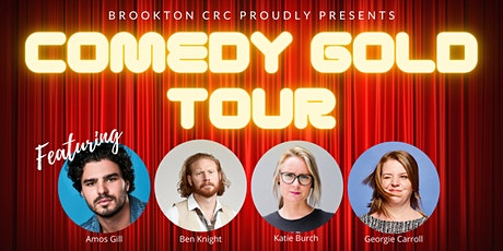 Comedy Gold Tour tickets