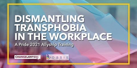 Dismantling Transphobia in the Workplace biglietti