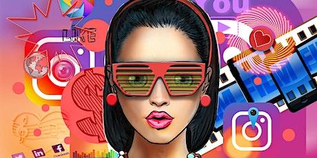 Marketing on Instagram: Personal Branding Webinar Series tickets