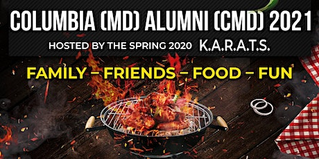 Columbia (MD) Alumni Annual Family Kookout tickets