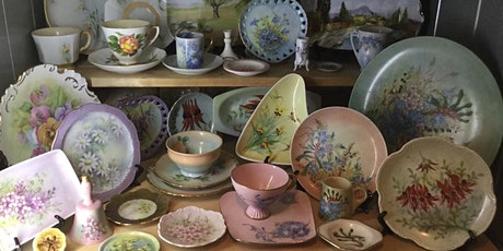 Antique and collectibles fair South Perth Civic Centre tickets