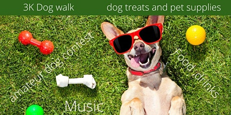 Bark in the Park - Amateur Dog Show tickets