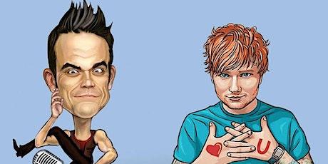 Robbie vs Ed Tribute Night - Karratha tickets