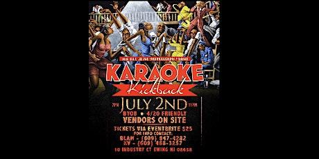 Karaoke Kickback tickets