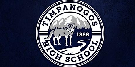 Timpanogos High School 20 Year Reunion tickets