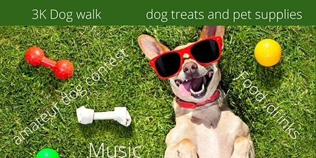 Bark in the Park - Doggie Photo Shoot tickets