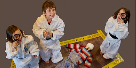 Unleash Your Inner Detective: Forensic Based CSI Workshop (Family version) tickets