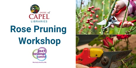 Capel Rose Pruning Workshop tickets