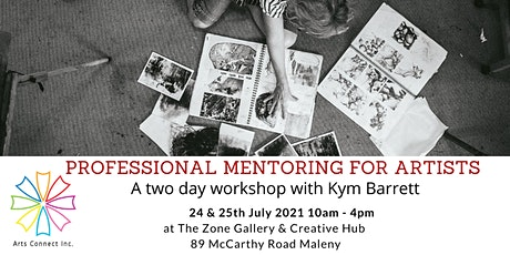 Professional Mentoring for Artists tickets