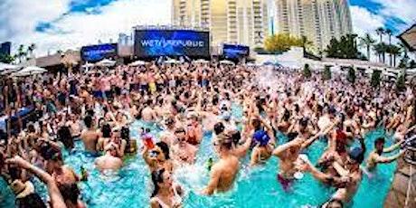 Craziest Pool Parties in Miami tickets