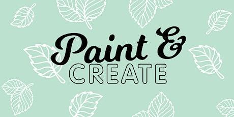 Paint & Create Bass Hill Plaza tickets