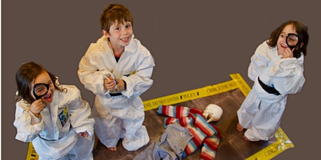 Unleash Your Inner Detective: Forensic Based CSI Workshop (Kids version) tickets