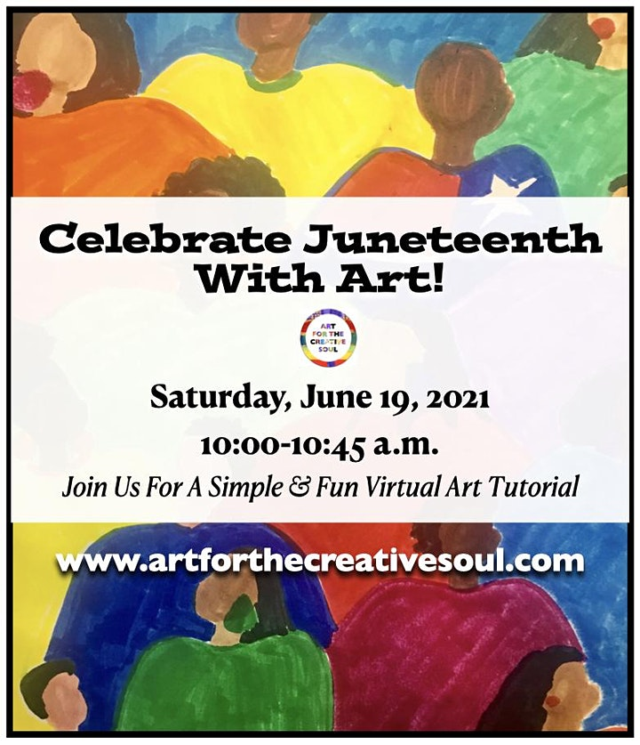 Celebrate Juneteenth With Art image
