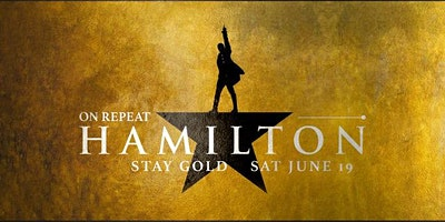 On Repeat: Hamilton Party – MELB (second show by popular demand)