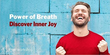 Breathwork  & Meditation  : Enhance  Willpower Performance  & Intuition tickets