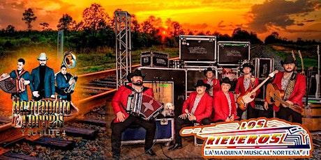 Rieleros del Norte en Rio Bravo Arlington tickets