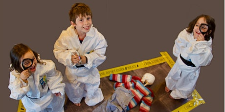 Unleash Your Inner Detective: Forensic Based CSI Workshop (Tween version) tickets
