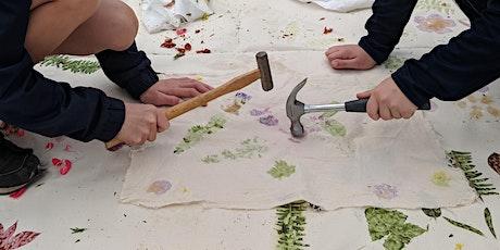 Slow Flower Pavilion : Rose Garden Workshop (School Holiday Program ) tickets