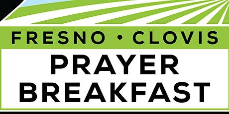 Fresno-Clovis Prayer Breakfast 2022 tickets