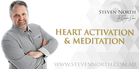 Meditation with Heart Activation Music tickets