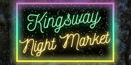 KINGSWAY NIGHT MARKET tickets