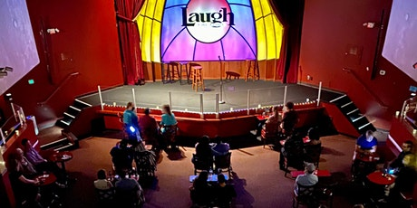 Friday Late Night Standup Comedy at Laugh Factory Chicago tickets