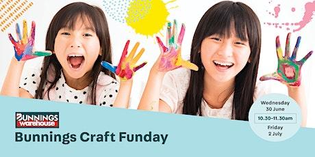 Bunnings Craft Funday - Fairfield Library tickets
