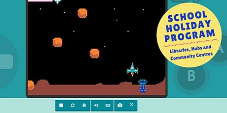 July School Holidays: Making video games tickets