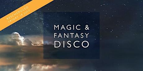 Minimbah Magic and Fantasy Disco – Rescheduled! Friday 16 July tickets
