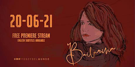 Bailarina - Estreno GRATIS / FREE Screening Premiere tickets