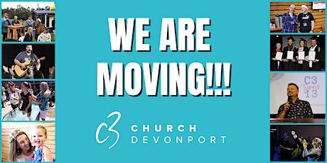 C3 Devonport Sunday Church tickets
