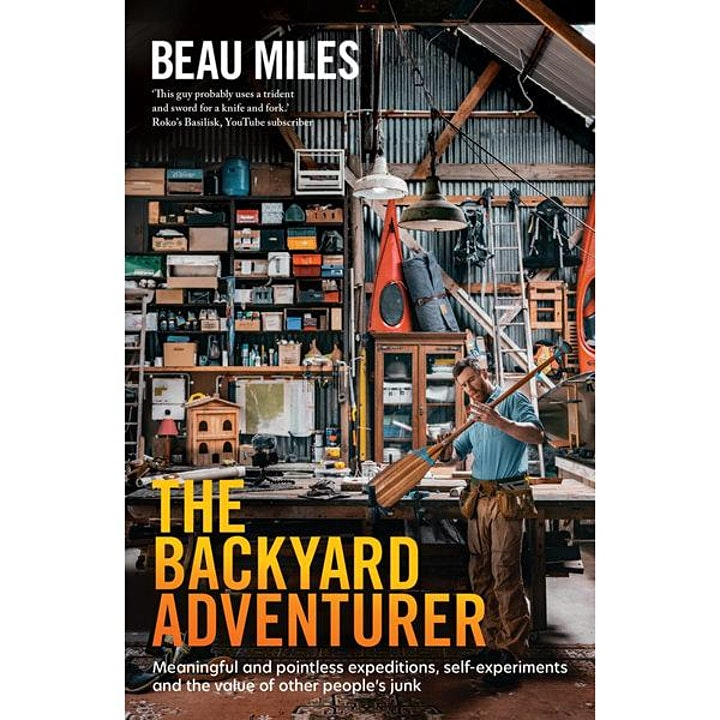 ADVENTURE FILM FESTIVAL - special guest BEAU MILES - Author and Filmaker image