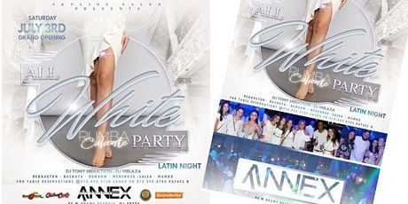 The Grand opening of Rumba Caliente Michigan's Largest Latin Saturdays tickets
