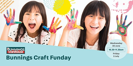 Bunnings Craft Funday - Wetherill Park Library tickets