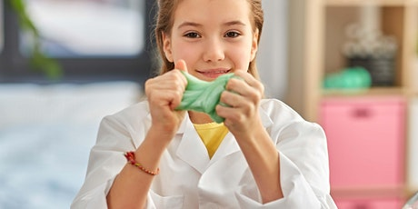 SCHOOL HOLIDAY FUN Free science slime sessions tickets