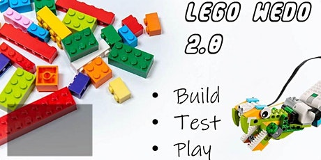 ANSTO Lego WeDo Robotics Beginners - June 2021 tickets