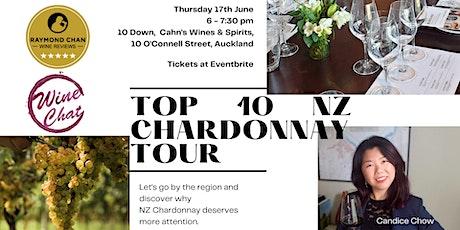 Top 10 NZ Chardonnay Tour tickets