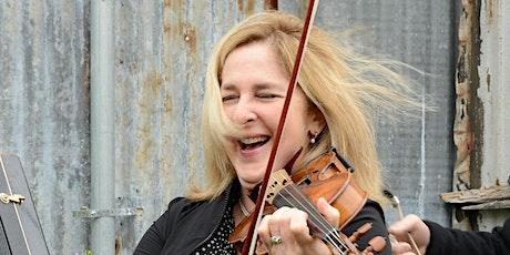 Cookie Segelstein - Klezmer Fiddle Workshop - SCVFA Celebrity Series tickets