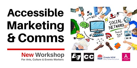 Accessible Marketing & Communications Workshop tickets