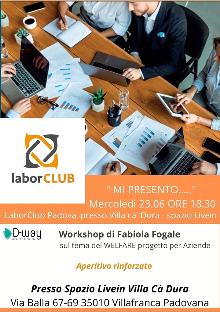 Immagine Workshop laborCLUB ws37